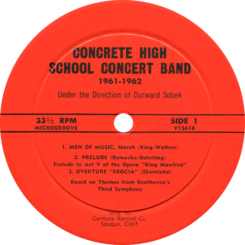 free download CHS Concert Band