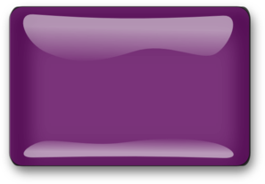 png transparent Rectangle clipart. Dark purple clip art.