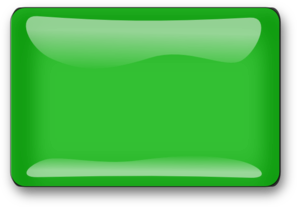 vector transparent Rectangle clipart. Green clip art at