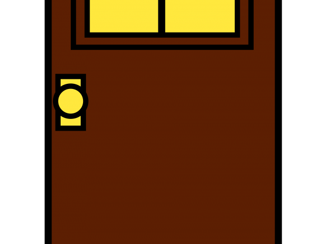 banner free library Doorway Clipart