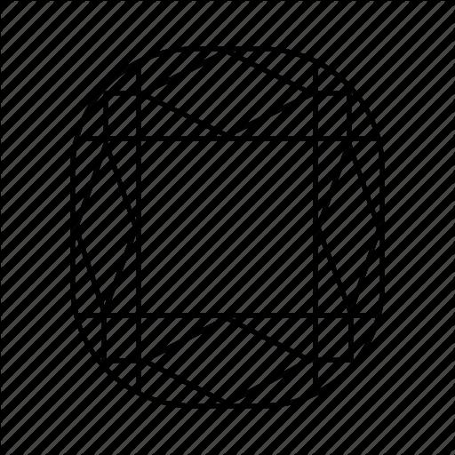 vector freeuse library Diamond Shape