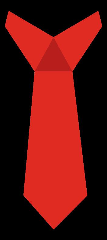 image free Red Necktie Drawing Gratis