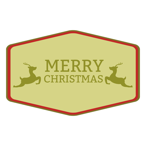 clip freeuse stock Christmas rectangle label