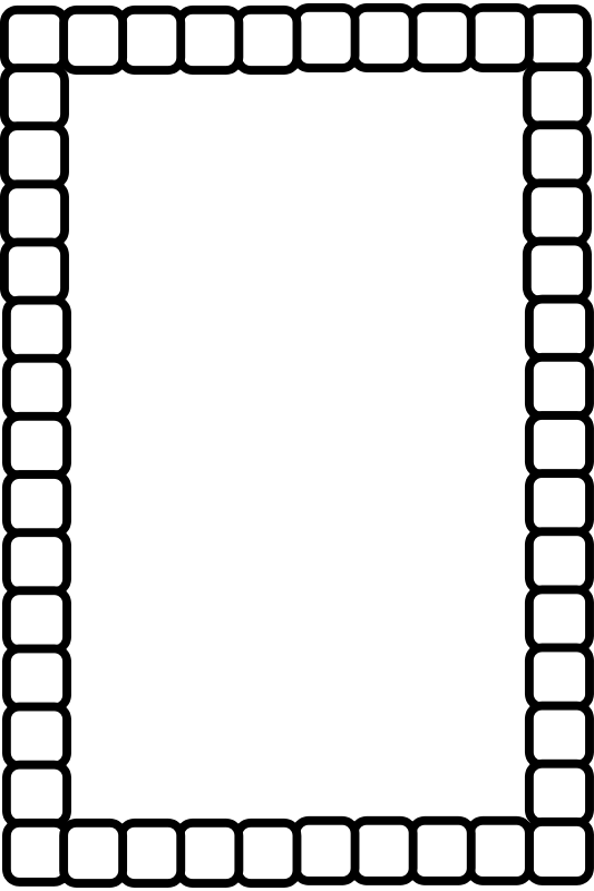 image library library Free clip art rectangle. Rectangular frame clipart
