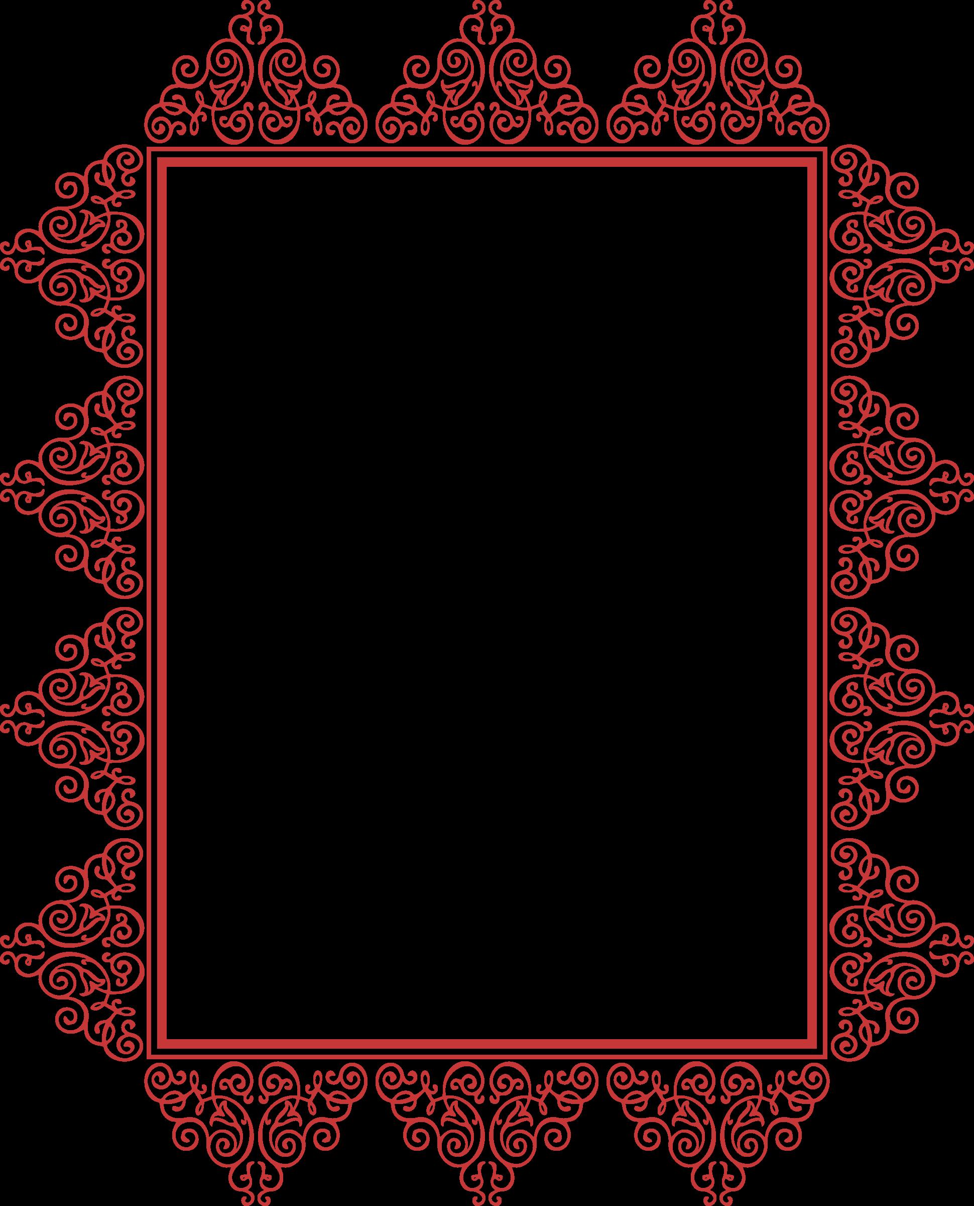 vector free Rectangular frame clipart. Big image png