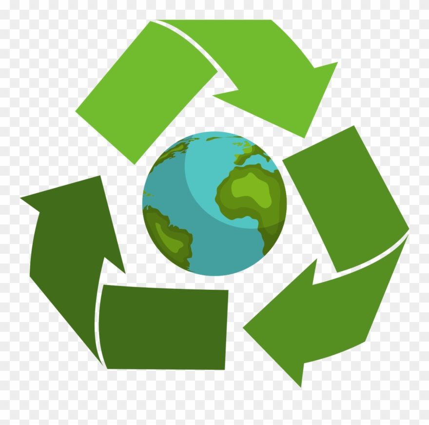 royalty free stock Recycling clipart. Reduce reuse recycle pinclipart.