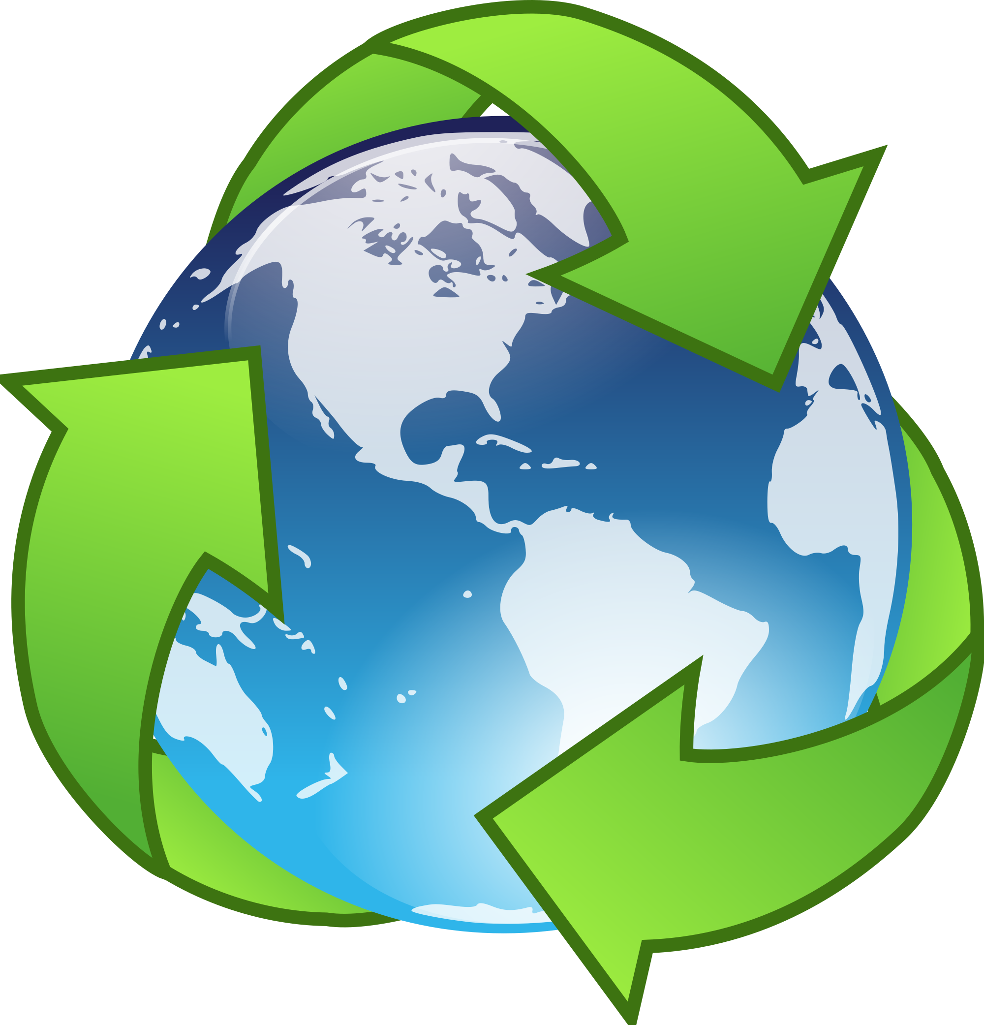 clipart free library File earth svg wikimedia. Recycle clipart.