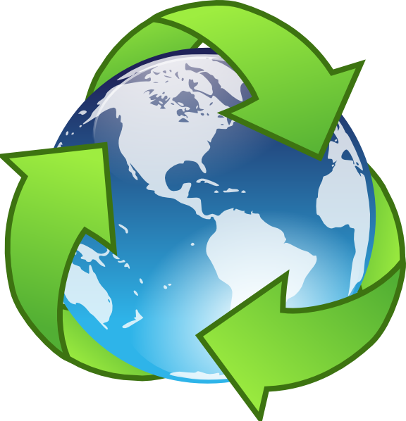 svg library library Free Recycle Clipart