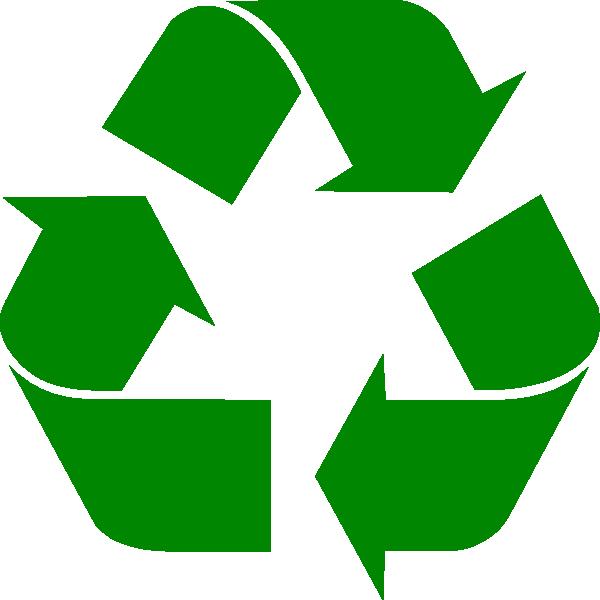 png transparent download Green Recycle Symbol Clip Art at Clker