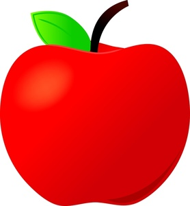 clip royalty free Red apples clipart. Free apple cliparts download