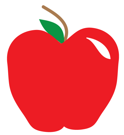clip art transparent Apple logo at getdrawings. Red apples clipart