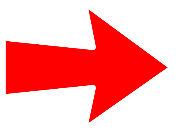 jpg library download Edited Red Arrow Clip Art at Clker
