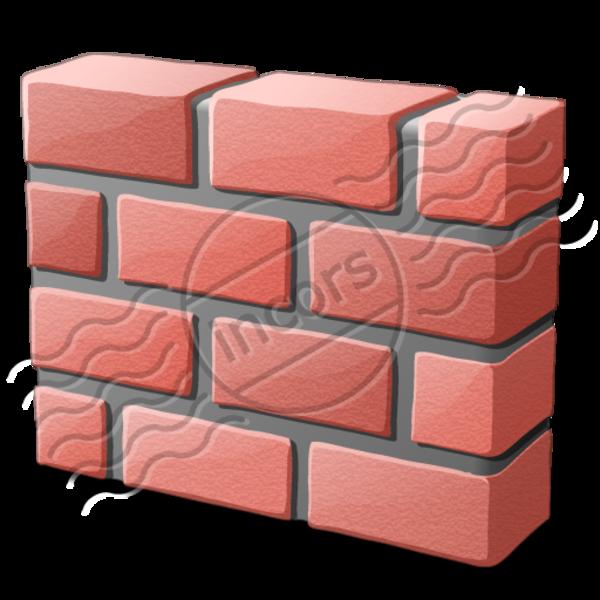 vector free stock Brickwall free images at. Red brick wall clipart
