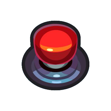 clip art freeuse Red button clipart. Big simcitysocial wiki fandom.