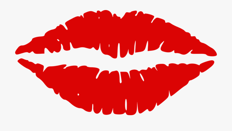 graphic freeuse library Lips mouth red sexy. Lipstick kiss clipart
