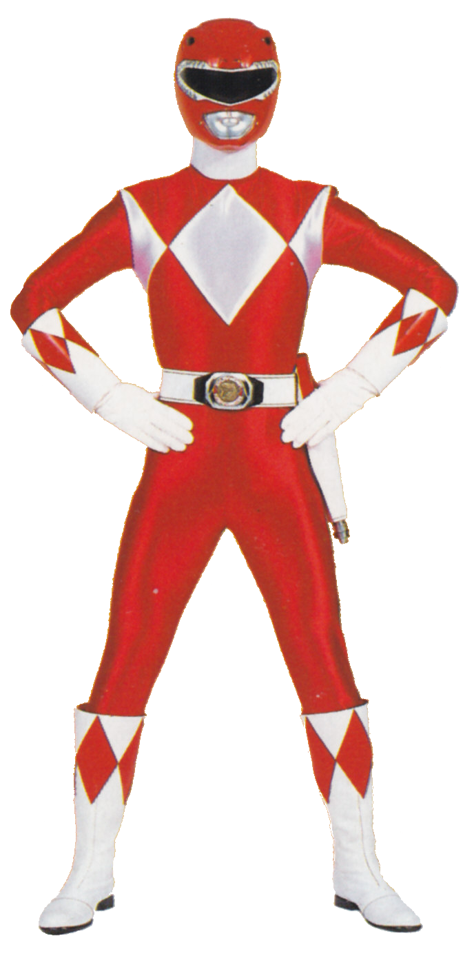 picture download red power ranger clipart #66830831