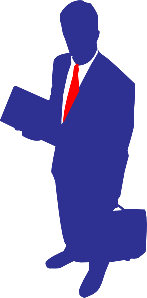 clipart free stock Blue Red Tie Clip Art at Clker