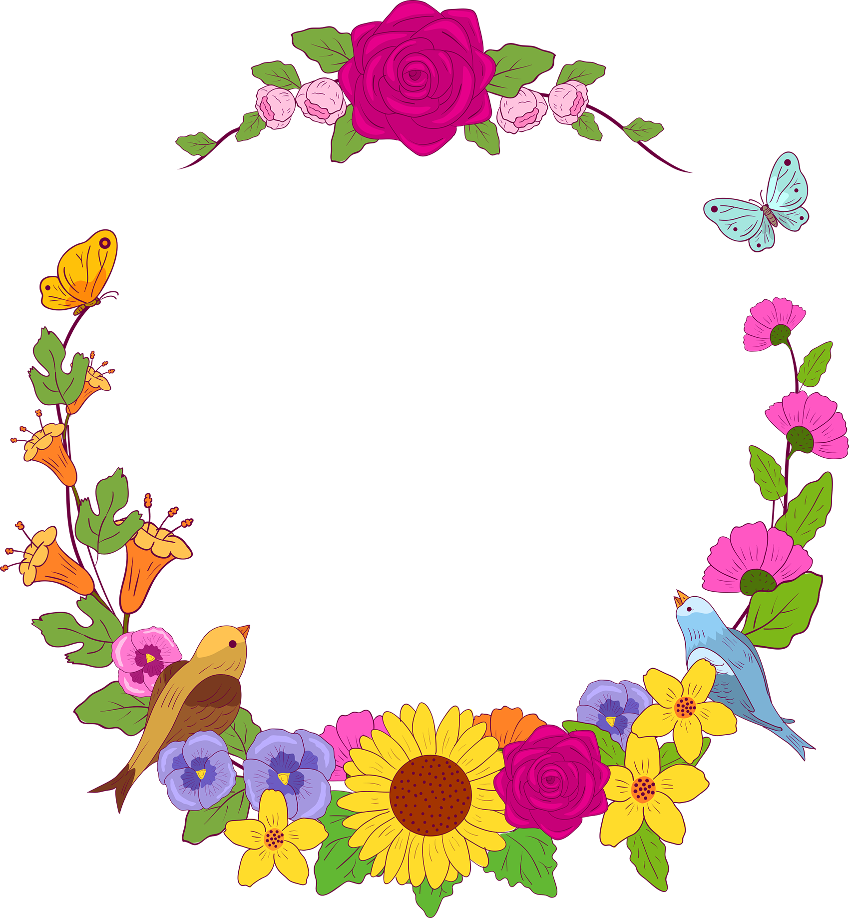 clip art transparent Reef clipart. Floral free on dumielauxepices.