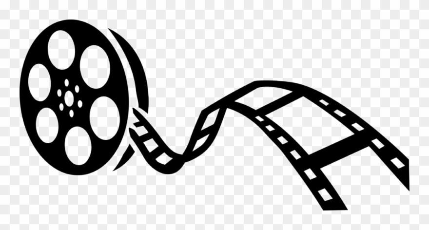 vector library download Sisterhood opening program film. Reel clipart.