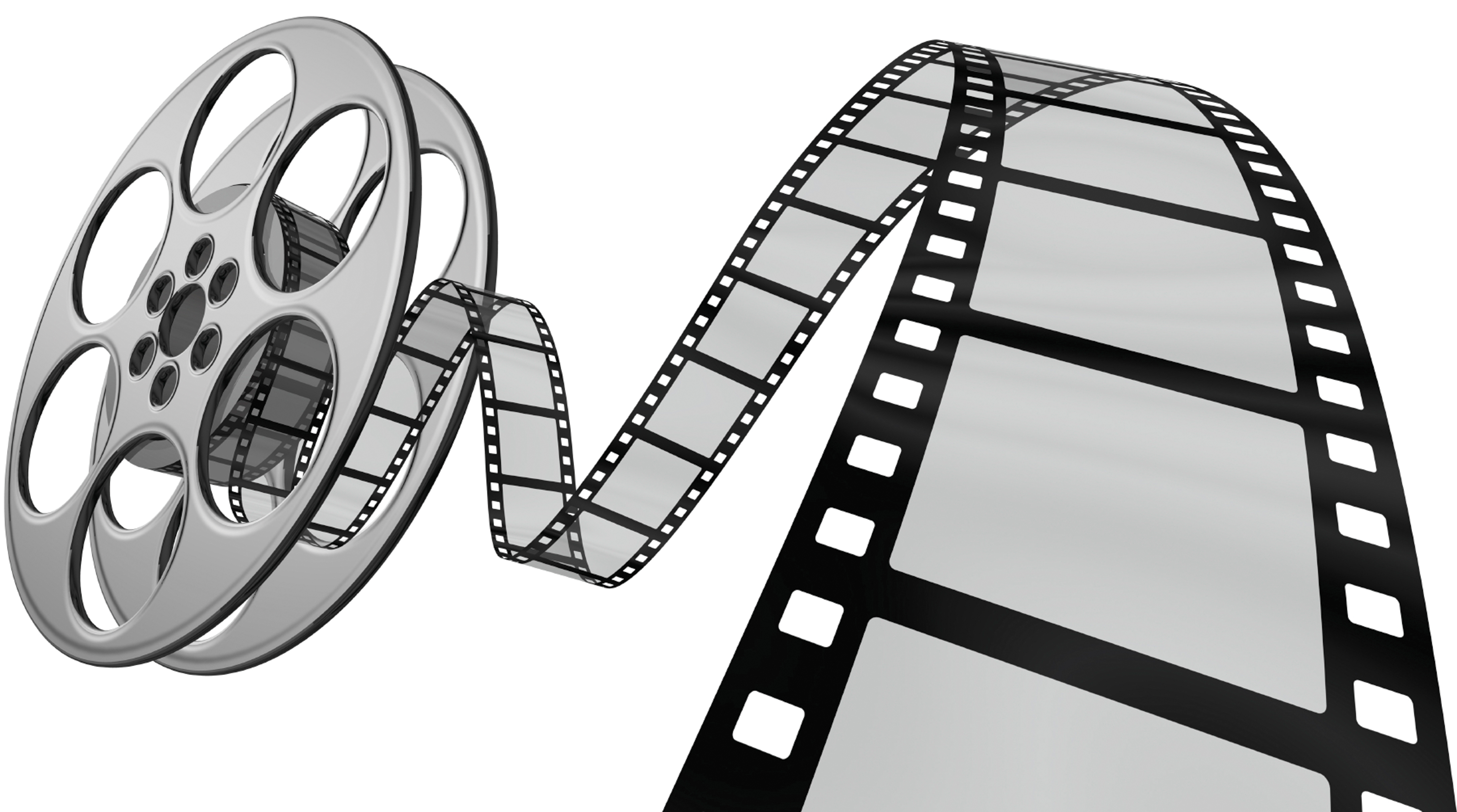 graphic royalty free download Movie look at clip. Reel clipart.