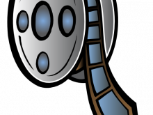 clip free library Reel clipart. Movie free film cliparts.