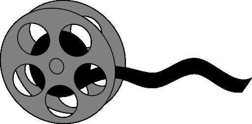 clip royalty free Reel clipart. Of film panda free.