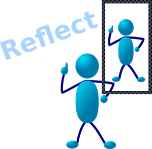image library library Teacher . Reflection clipart