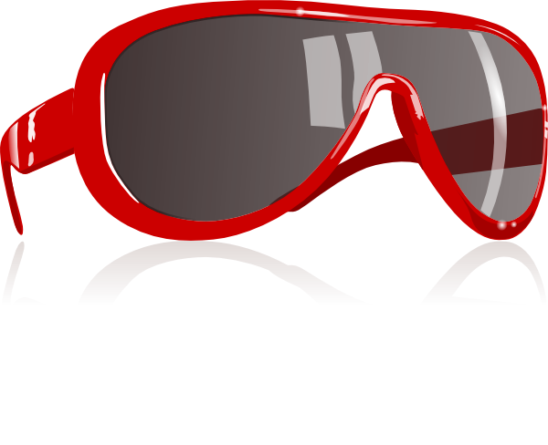 royalty free download Clip art at clker. Drawing reflections sunglasses