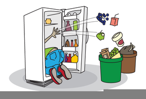 freeuse download Smelly images at clker. Refrigerator clipart free