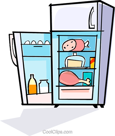 banner royalty free library Refrigerator clipart free. At getdrawings com for