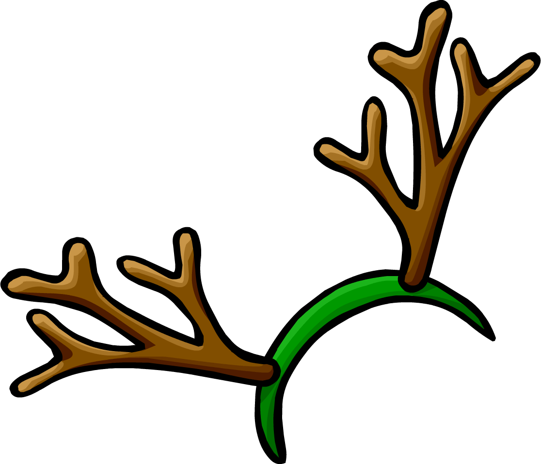 vector transparent download Deer Antler Clipart at GetDrawings