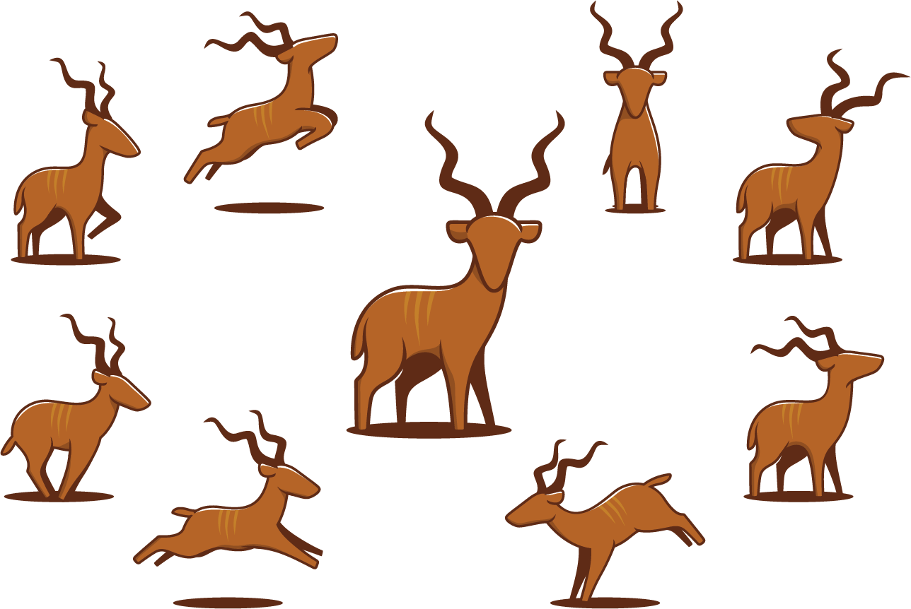 clipart royalty free download Reindeer Antlers Clipart at GetDrawings