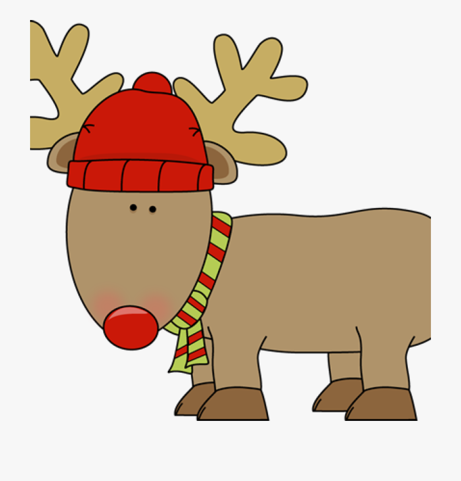 graphic library stock Sign content for christmas. Reindeer clipart.