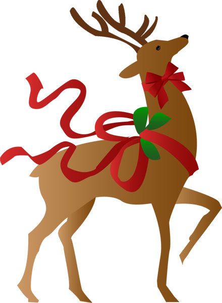 image freeuse download Free christmas a clip. Reindeer clipart.