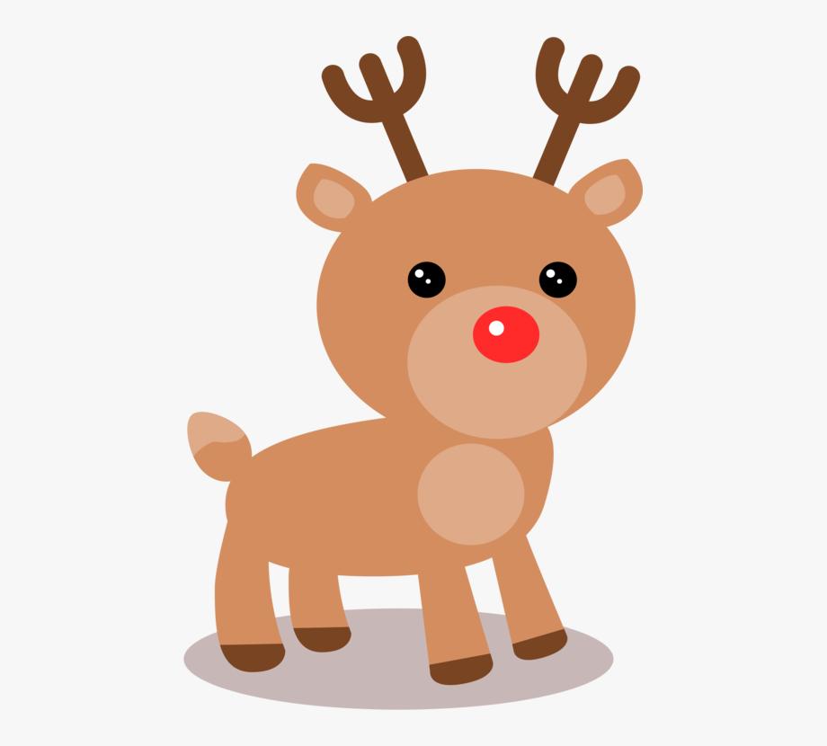 png stock Reindeer clipart. Clip art christmas santa.