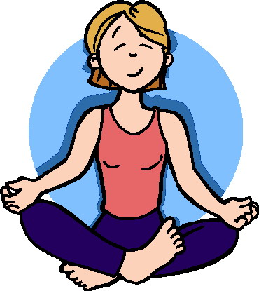 clipart download Free relax cliparts download. Breathe clipart calm woman.