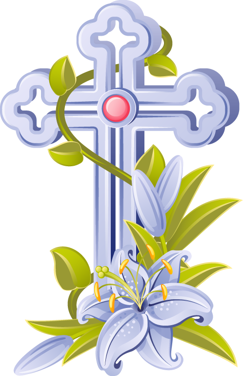 clip art royalty free library Sweet ideas cross christian. Religious easter border clipart