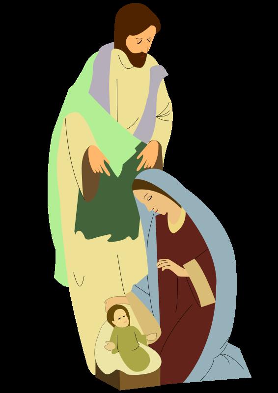 vector free library Free religious billigakontaktlinser info. Nativity clipart season.