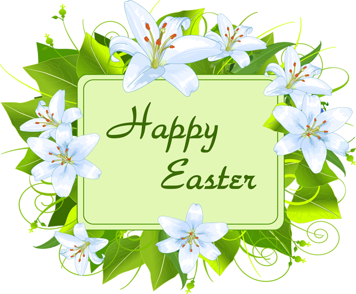 png free download Happy Easter Religious Clipart