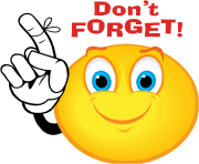 svg royalty free library Hand clipart reminder. Free images giveaway ending