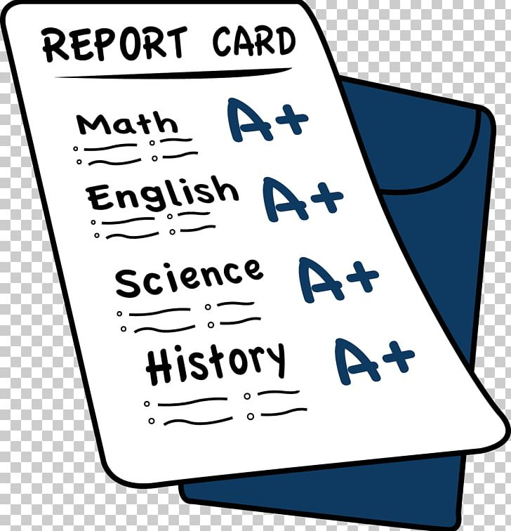 vector freeuse stock School student grading in. Report clipart grade card