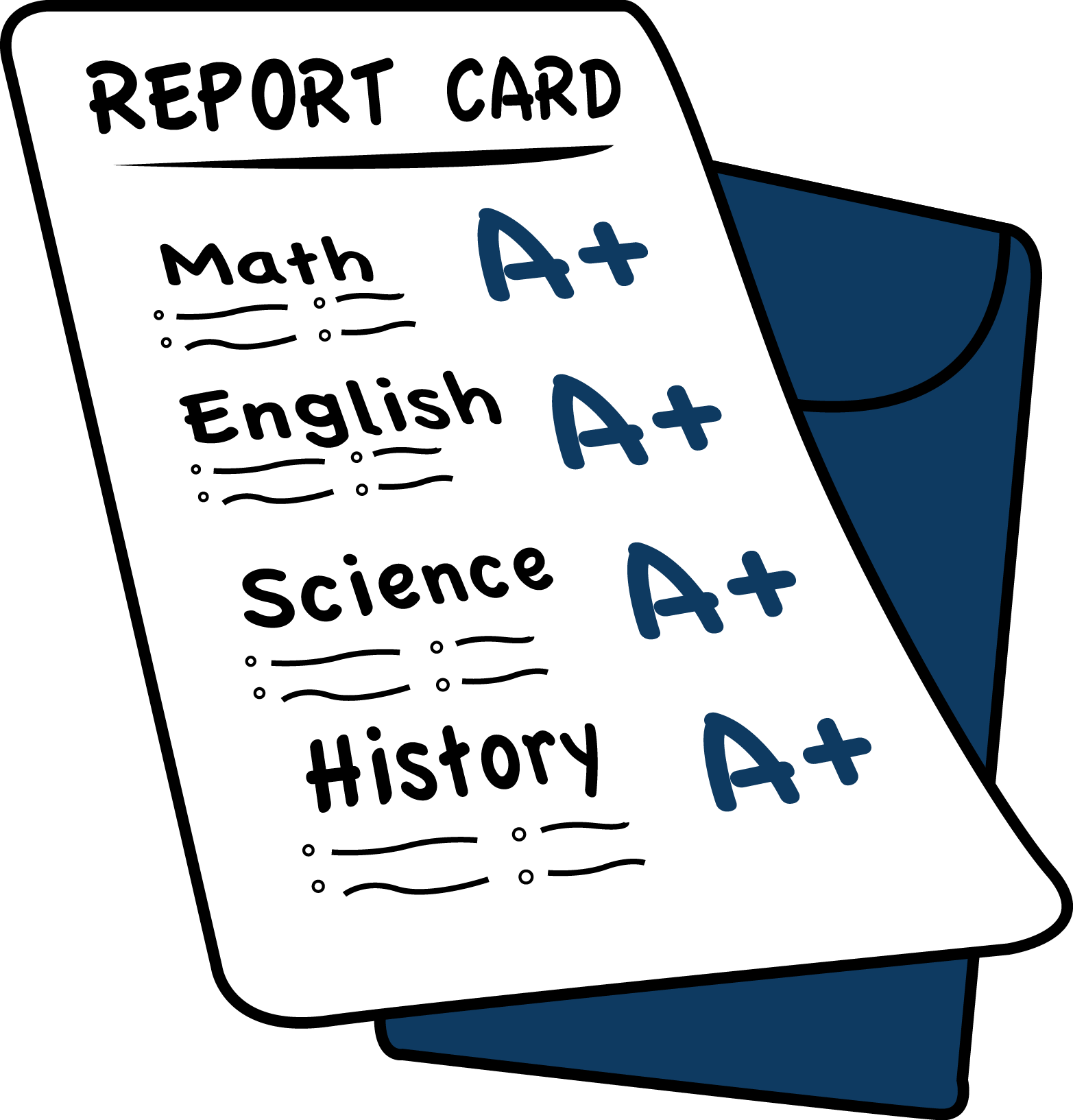 picture Report clipart grade card. Png transparent images pluspng