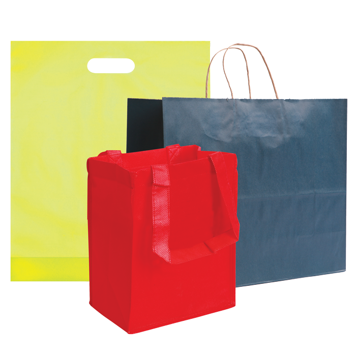 banner free stock Bags and bows free. Transparent handbag purse