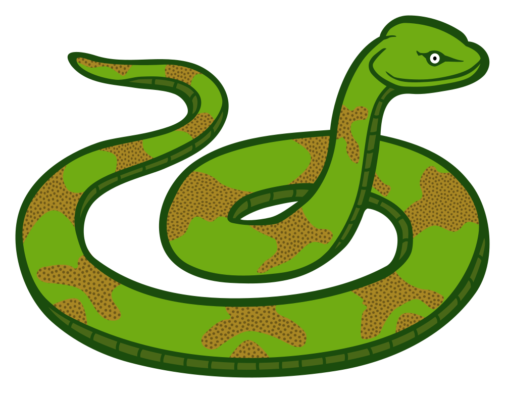 graphic freeuse library Serpent free on dumielauxepices. Reptile clipart.