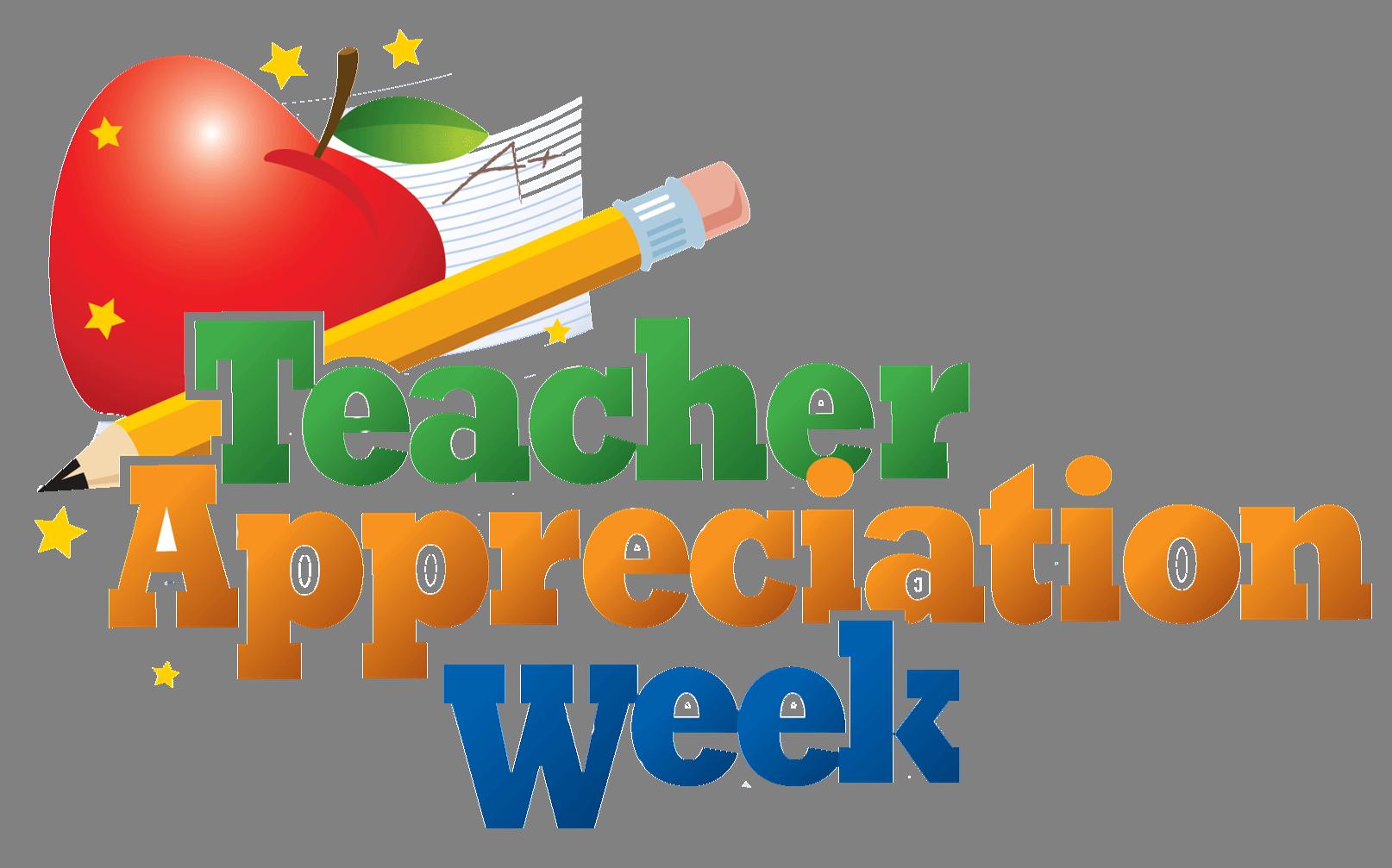 royalty free stock Teacher Appreciation Week