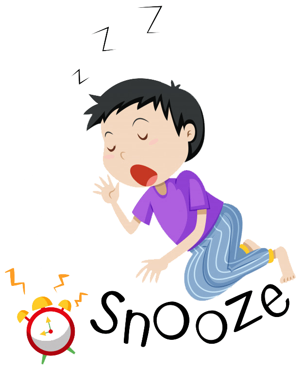 freeuse stock Waking clipart insomnia. How i cure in