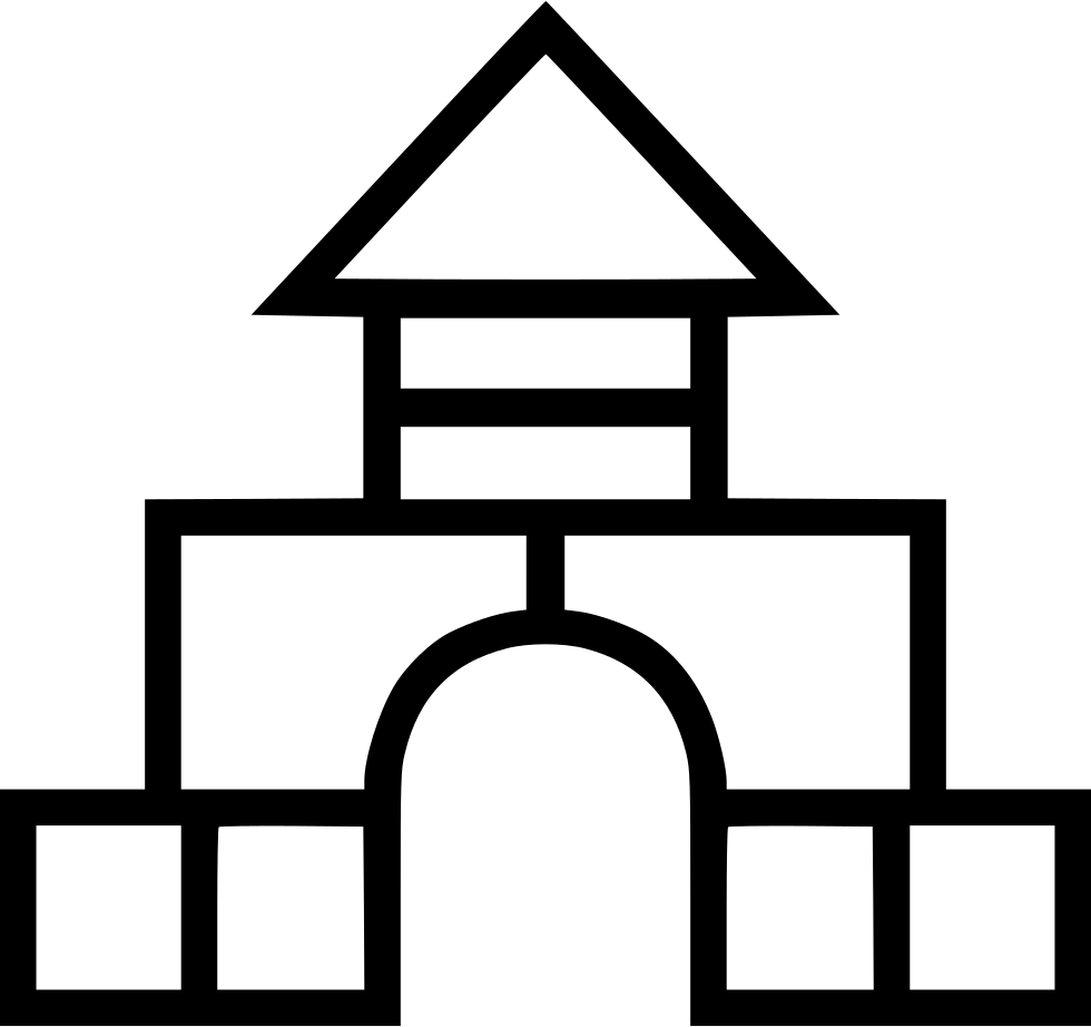 freeuse stock Collection of free establishing. Restaurant building clipart black and white