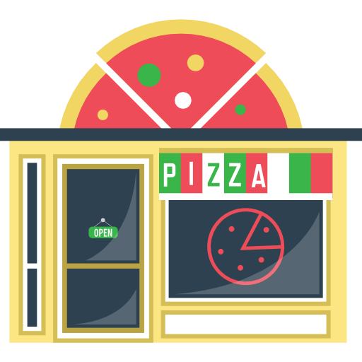 graphic freeuse library Italian Food Icon