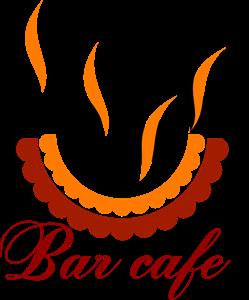 clip transparent Bar vector logo. Restaurant cafe eps free