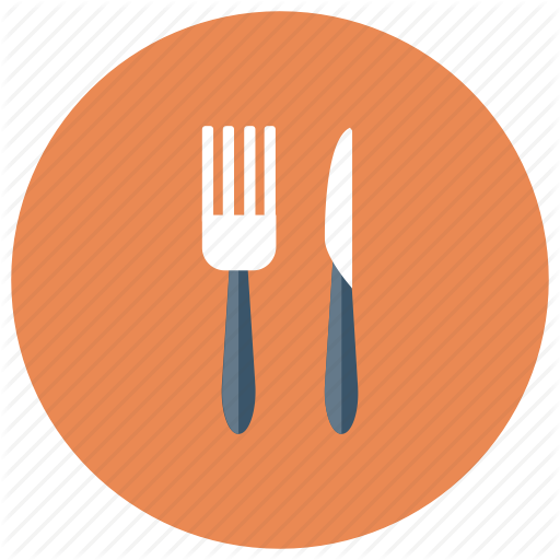 clipart library download Food and Drinks Flat Circle vol